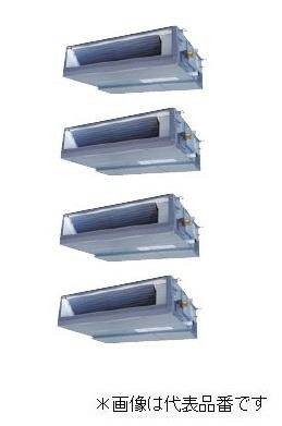 ###東芝 業務用エアコン【ADSF22437M】天井埋込形 ダクト スーパーパワーエコゴールド 同時ダブルツイン 8馬力 ワイヤード 三相200V 受注生産