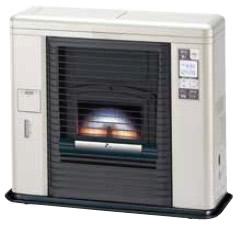 ###サンポット 石油暖房機【UFH-703SX S】FF式・床暖内臓 石油 暖房機 ゼータス イング 木造18畳