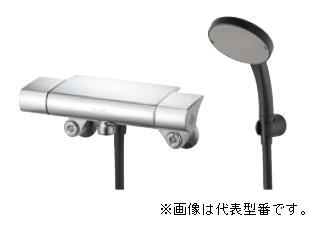 三栄水栓/SANEI【SK18502-13】サーモシャワー混合栓 ワイドシャワー 断熱 クリック