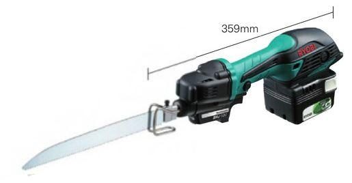 リョービ/RYOBI【BRJ-120】充電式小型レシプロソー 本体のみ仕様