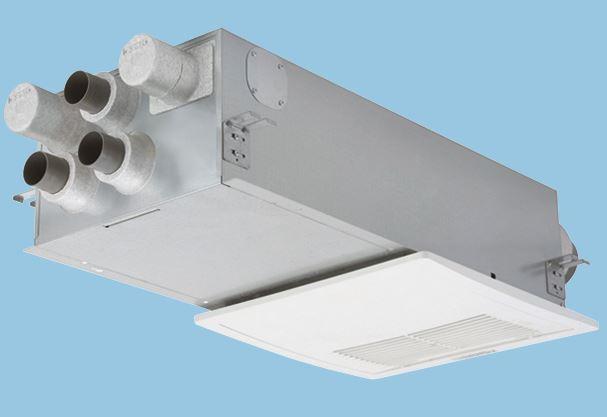 パナソニック【FY-80VB1ACL】熱交換気ユニット 熱交気調(カセット形、ACモーター) 微小粒子用フィルター搭載