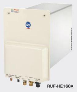 リンナイ ガス給湯器【RUF-HE160AL】ガスふろ給湯器 壁貫通タイプ 壁貫通型 フルオート 16号 厚壁対応タイプ