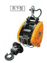 RYOBI/リョービ/京セラ【WI-125】(685902A)ウインチ (ワイヤー径4mm×31m付)
