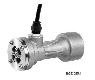 川本 海水用 微細気泡発生装置【BGZ-25(吸気弁付)】BGZ形