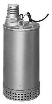 ###川本 農業用水中ポンプ 50Hz【DUH-505-2.2】三相200V 2.2kW DUH形 受注生産