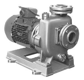 川本 ステンレス製自吸タービンポンプ 2極 50Hz【GSS-405-C0.4】三相200V 0.4kW GSS3-C形