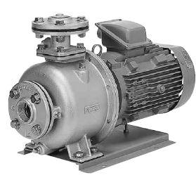 川本 ステンレス製多段タービンポンプ 2極 50Hz【KR4-405CE0.75】三相200V 0.75kW KR4-C形 静音設計 赤水対策品