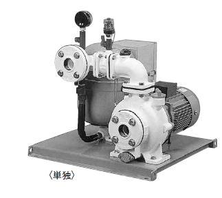 川本 ナイロンコーティング自動給水ユニット 50Hz【KZB505SE2.2】三相200V 単独運転 KZB形 海水用 カワホープ 定圧給水