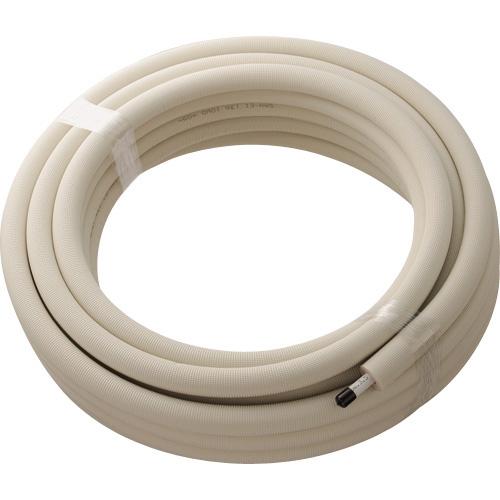 π三栄水栓/SANEI【T102-2Y-10AX25-10】保温材付アルミ複合架橋ポリエチレン管