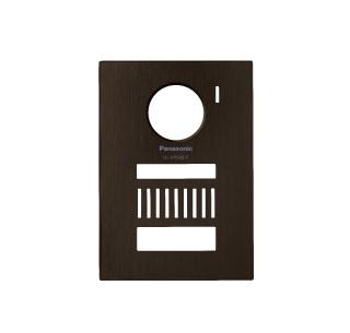 パナソニック テレビドアホン【VL-VP500-T】着せ替えデザインパネル
