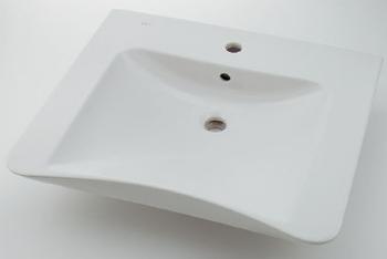 カクダイ【#VR-5291B0030001】壁掛洗面器