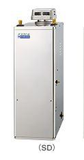 ###コロナ 石油給湯器【UIB-NE46HP-S(SD)】ボイスリモコン付属 給湯専用 高圧力型貯湯式 据置型 屋外設置 無煙突 エコフィール (旧品番 UIB-NE46HP(SD))
