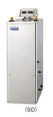 ###コロナ 石油給湯器【UKB-NE460AP-S(SD)】インターホンリモコン付属 オート 貯湯式 据置型 屋外設置 無煙突 エコフィール (旧品番 UKB-NE460AP(SD))