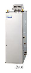 ###コロナ 石油給湯器【UKB-NE460HAP-S(SD)】インターホンリモコン付属 オート 高圧力型貯湯式 据置型 屋外設置 無煙突 エコフィール (旧品番 UKB-NE460HAP(SD))