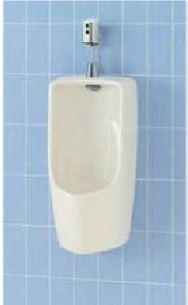 ###INAX【U-431R】トラップ付小型壁掛ストール小便器 壁排水 ハイパーキラミック 小便器本体のみ