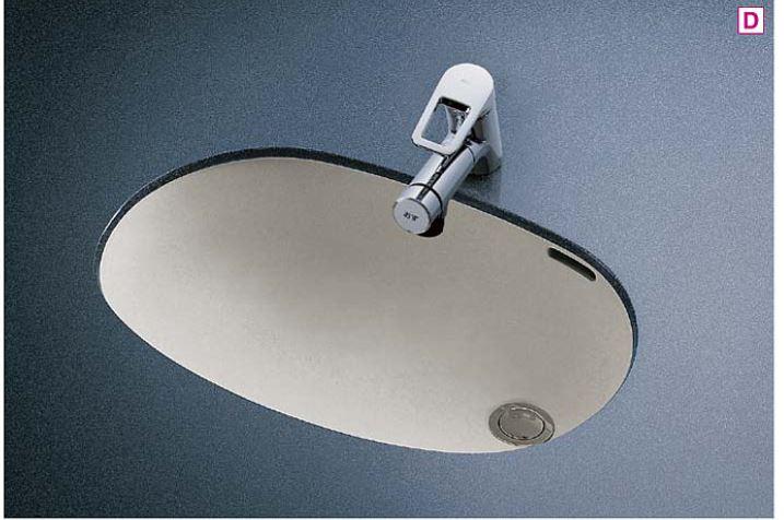 【本物新品保証】 ###TOTO カウンター式洗面器 ###TOTO セット品番【L587U+TLN32TEFR】アンダーカウンター式 台付シングル混合水栓(エコシングル) 床排水金具(Sトラップ):あいあいショップさくら, こたえる堂:3abc1b21 --- fricanospizzaalpine.com