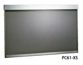 ####u.田島メタルワーク【PC61-XS】掲示板 インフォス アクリルカバー付 壁付(ヨコ型)
