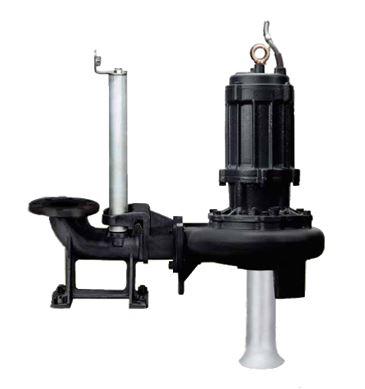 川本 ポンプ【BUM806-5.5】60Hz BUM形 マンホール用排水水中ポンプ 4極