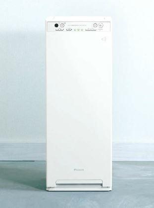 ###ダイキン 加湿ストリーマ空気清浄機【ACK55U-W】(ホワイト) 床置形 ダブル方式 ワイヤレスリモコン付(旧品番 ACK55T-W)
