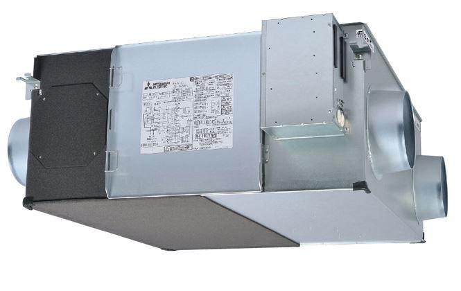 ###三菱 換気扇【LGH-N65RX2】業務用 ロスナイ 天井埋込形 単相100V マイコンタイプ(フリープラン対応形) (旧品番 LGH-N65RX)