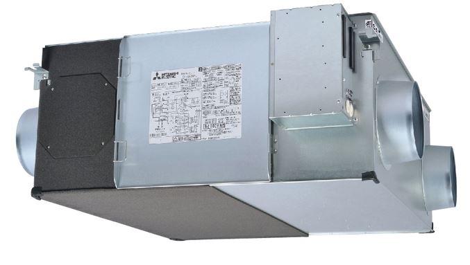 ###三菱 換気扇【LGH-N65RX2D】業務用 ロスナイ 天井埋込形 単相200V マイコンタイプ(フリープラン対応形) (旧品番 LGH-N65RXD)