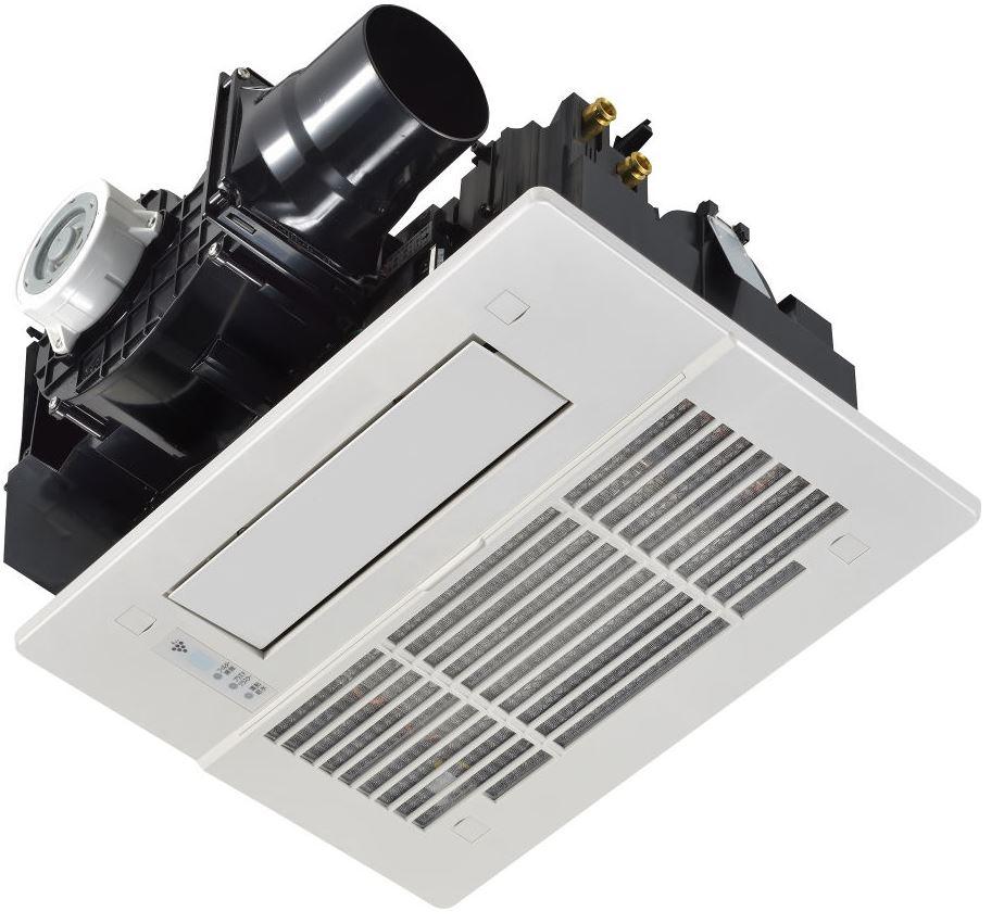 リンナイ【RBH-C338K1DP】浴室暖房乾燥機 天井埋込型 開口コンパクトタイプ 1室換気対応 浴室内ワイヤレスリモコンタイプ
