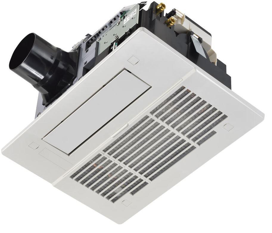 リンナイ【RBH-C338P】浴室暖房乾燥機 天井埋込型 開口コンパクトタイプ 中間ダクトファン接続による換気対応(換気ファンなし)