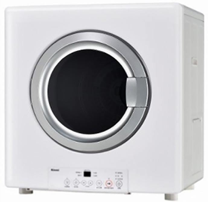 ###リンナイ【RDT-54S-SV】ガス衣類乾燥機 乾太くん 乾燥容量5.0kgタイプ