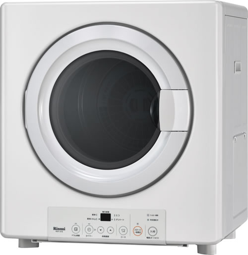 ###リンナイ【RDT-31S】ガス衣類乾燥機 乾太くん 乾燥容量3.0kgタイプ
