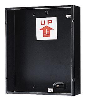 VHX D BOX βアイホン VHX-D-BOX パトモ お求めやすく価格改定 埋込ボックス セキュリティインターホン メーカー在庫限り品 PATOMO