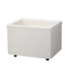 ###♪パーパス 浴槽【P21-90N】FRPバス 埋込設置不可 アイボリー 3方エプロン