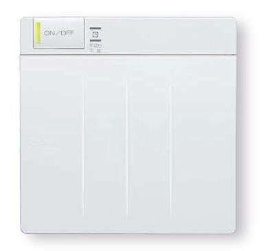 ###♪パーパス 給湯器部材【FHR-100N3】床暖房リモコン 1系統制御タイプ (3心)