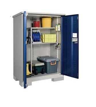 ###u.タクボ物置【HM-117BTDB】小型物置(収納庫) グランプレステージ ドアーズ(開き戸) たて置き 受注生産