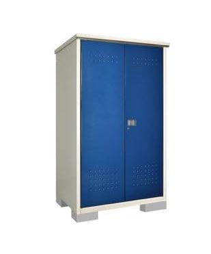 ###u.タクボ物置【HM-119ATDB】小型物置(収納庫) グランプレステージ ドアーズ(開き戸) たて置き 受注生産