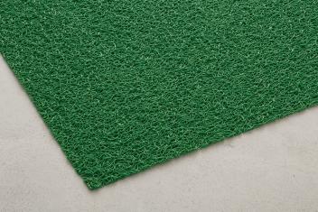 ####u.テラモト【MR-136-155-1】ケミタングルマットTKランナー 緑 90cm×10m 受注生産