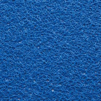 ####u.テラモト【MR-136-155-3】ケミタングルマットTKランナー 青 90cm×10m 受注生産