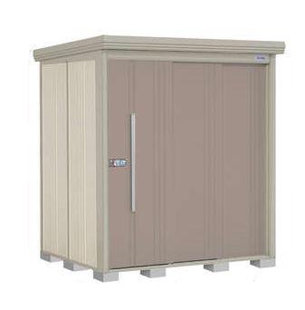###u.タクボ物置【ND-1815Y】NDシリーズ Mr.ストックマン ダンディ 中・大型物置 側面棚タイプ 標準屋根 一般型 受注生産