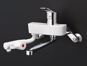 TOTO【T335DR】先止め式飲料用電気温水器専用混合水栓「まぜーる」 壁付シングル混合水栓(先止め式専用 飲料熱湯用) (旧品番 T335D)