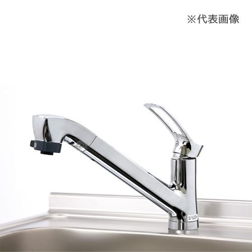 ###マイセット 関連器具【SCJ-60WE (SCJ-60WA)】水栓金具 シングルレバー水栓(上面施工タイプ)