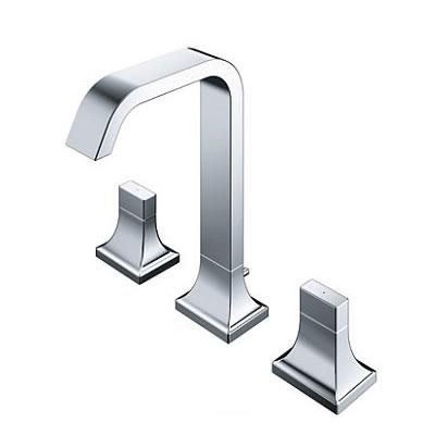 TOTO【TLG08201J】台付2ハンドル混合水栓(洗面)(ワンプッシュあり) GCシリーズ