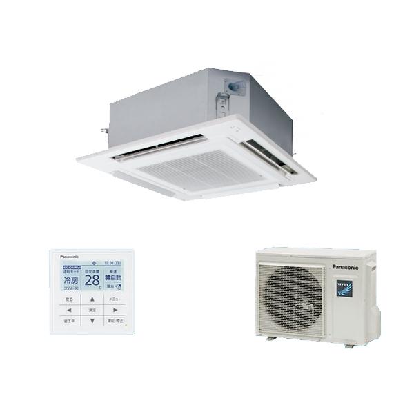 βパナソニック 業務用エアコン PA P50U6GB 4方向天井カセット形 Gシリーズ 冷暖房 シングル エコナビ 三相2ZuOPkiX