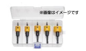 ■P.ハウスビーエム【BMC-2235】充電バイメタルハイスホルソーセット (設備工事用)