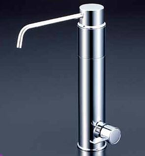 KVK 水栓金具【K1600】浄水器内蔵専用水栓