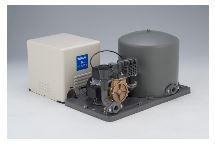 テラル 水道加圧装置交換用ポンプ【PH-407A-5】圧力タンク式ポンプ搭載型 50Hz