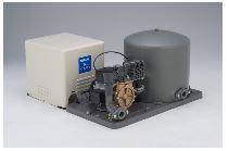 テラル 水道加圧装置交換用ポンプ【PH-407A-6】圧力タンク式ポンプ搭載型 60Hz