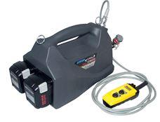 ■P.イズミ/泉精器【REC-Li600P】充電油圧式ポンプ
