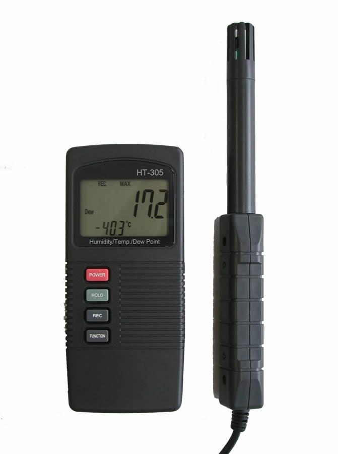 ####ωマザーツール【HT-305】デジタル温湿度・露点計