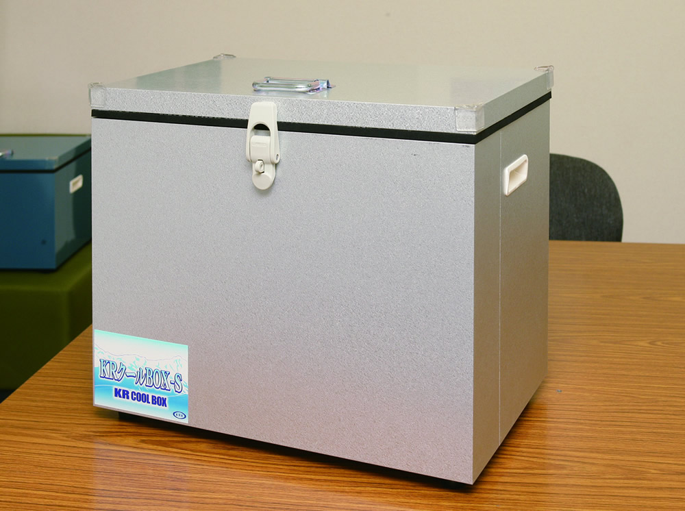 ###ω関東冷熱工業【KRCL-20L】小型保冷庫 KRクールBOX-S 標準タイプ 20L