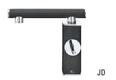 ###≧π三栄水栓/SANEI 水栓金具【K4730JV-JD-13】シングルワンホール洗面混合栓 墨磁 受注生産