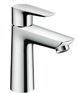 ハンスグローエ【71714000】タリスE シングルレバー洗面混合水栓 110 クールスタート (ポップアップ引棒無)